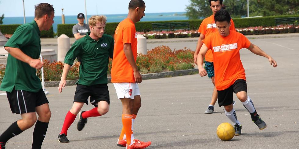 Street Soccer Tournament 2021