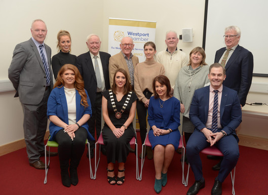 Westport Chamber Committee members 2019 AGM