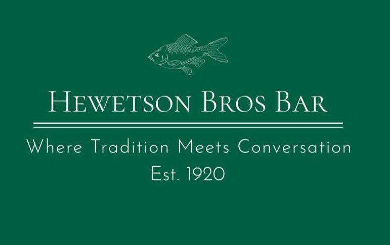 Hewetson Bros. Bar