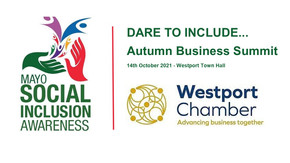 """Westport Chamber - Autumn Business Summit 2021  """"Dare to Include"""""""