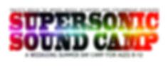 Supersonic Sound Camp