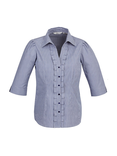 S267LT Ladies 3/4 Edge Shirt