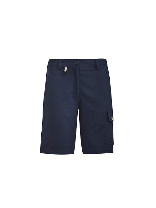 ZS704 Womens Rugged Cooling Vented Short