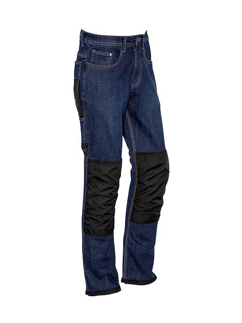 ZP508 Mens Heavy Duty Cordura Stretch Denim Jeans