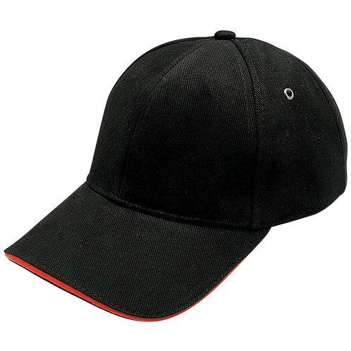 4289 Premium Sandwich Peak Cap