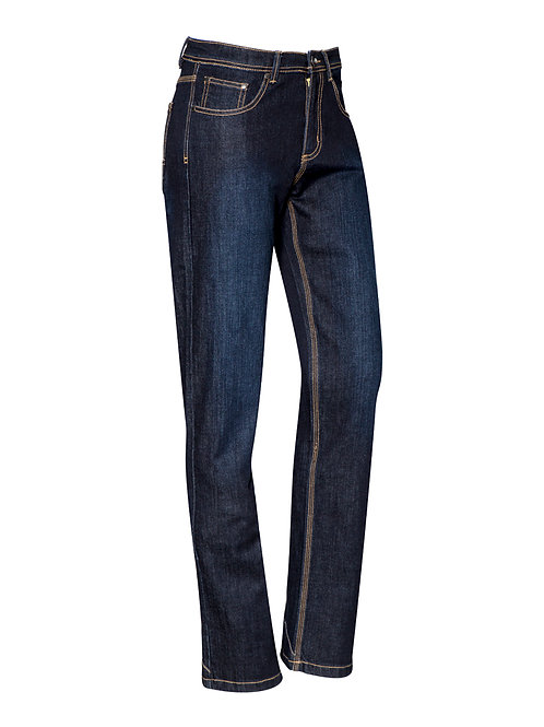 ZP707 Womens Stretch Demin Work Jeans