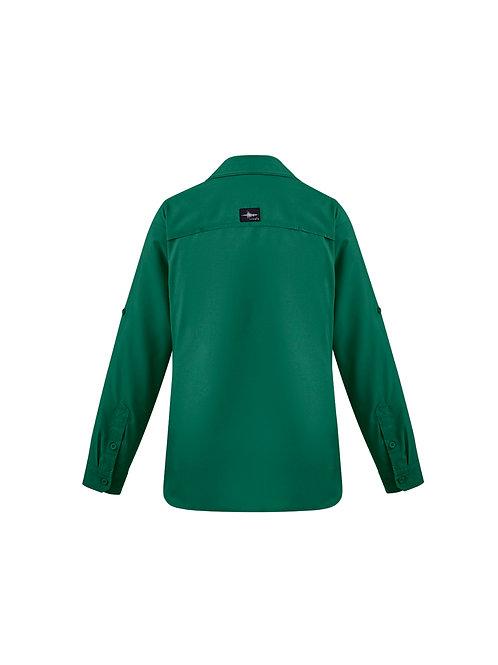 ZW760 Womens Outdoor L/S Shirt