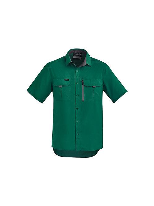 ZW465 Mens Outdoor S/S Shirt