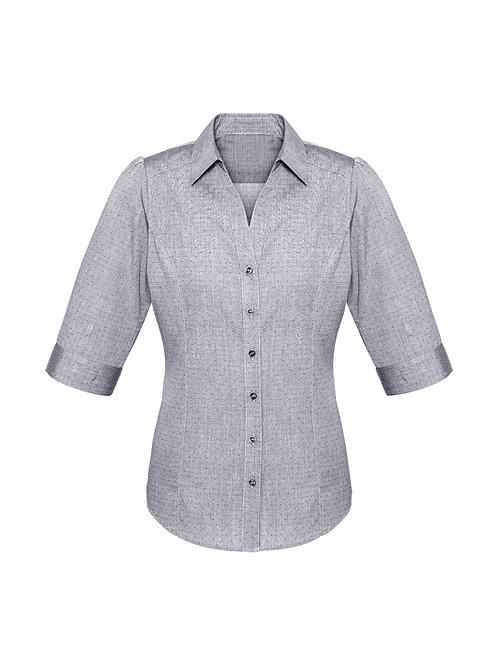 S622LT Ladies 3/4 Trend Shirt