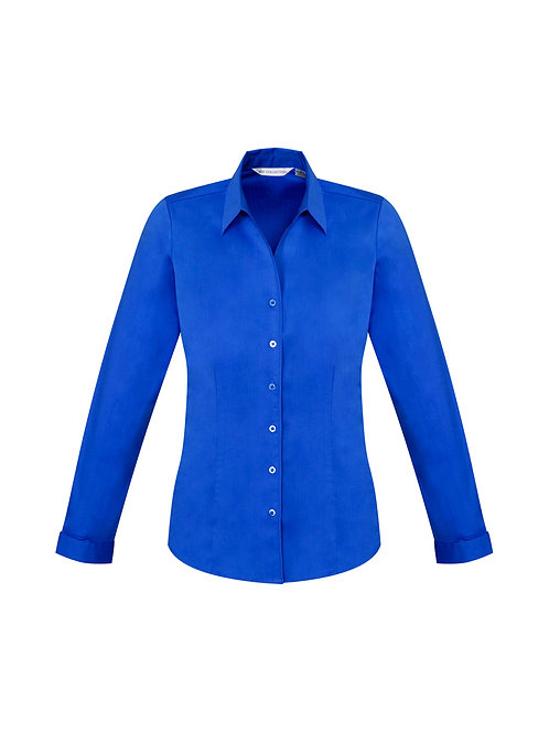 S770LL Ladies LS Monaco Shirt