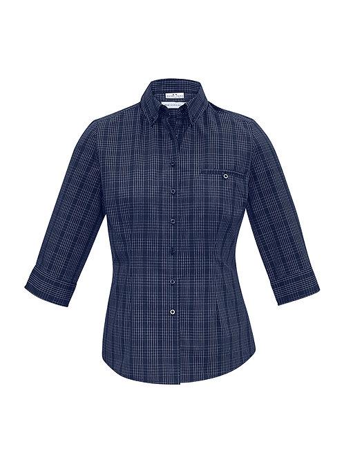 S820LT Ladies 3/4 Harper Shirt