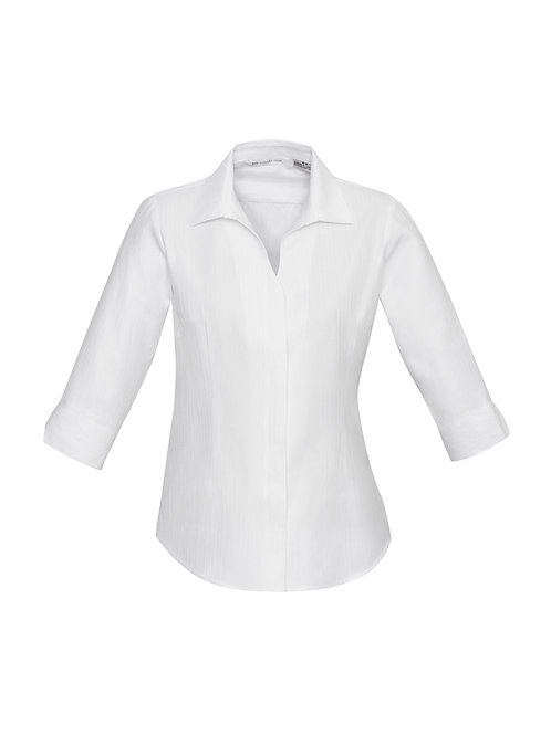S312LT Ladies 3/4 Preston Shirt