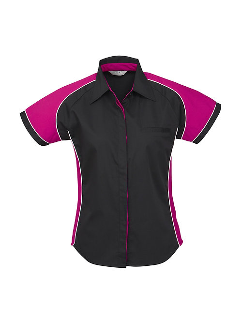 S10122 Ladies S/S Nitro Shirt