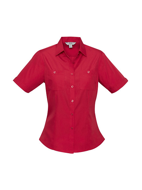 S306LS Ladies SS Bondi Shirt
