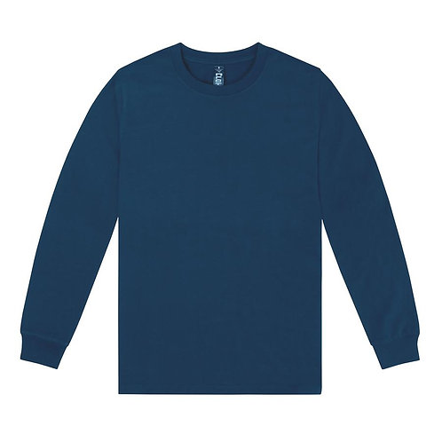 T403 Mens Long Sleeve Loafer Tee