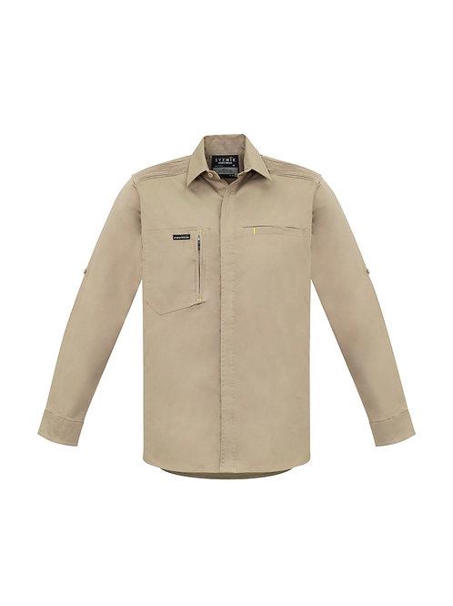 ZW350 Mens Streetworx L/S Stretch Shirt