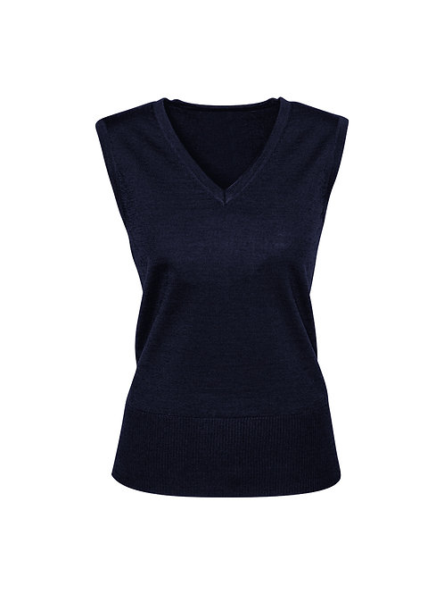 LV619L Ladies Milano Vest