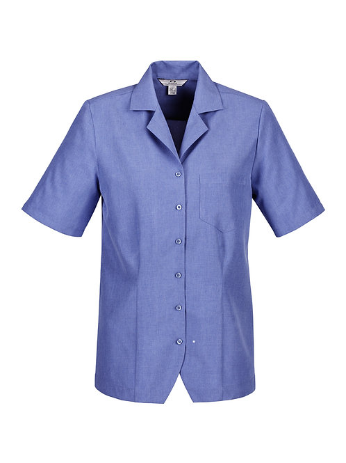 S265LS Ladies Oasis Overblouse