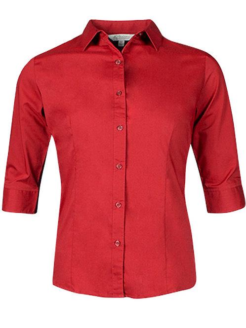 2903L/2903S/2903T Ladies Mosman Shirt