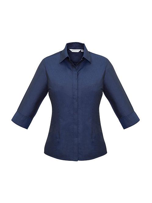 S504LT Ladies 3/4 Hemingway Shirt