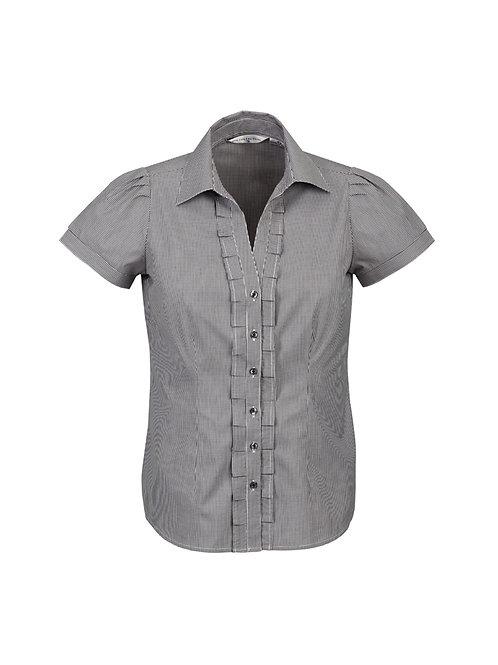 S267LS Ladies SS Edge Shirt