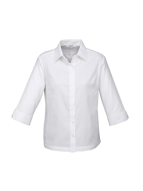 S10221 Ladies 3/4 Luxe Shirt