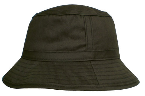 4372 Oilskin Bucket Hat