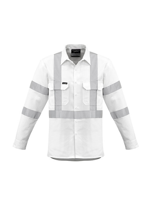 ZW621 Mens Bio Motion X Back Taped Shirt