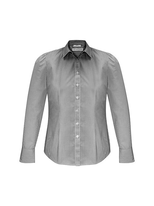 S812LL Ladies LS Euro Shirt