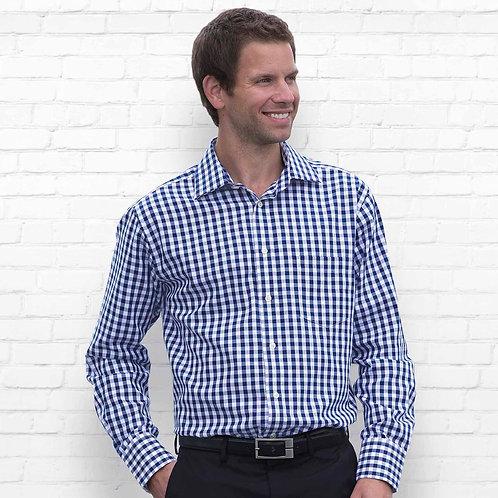 The Hartley Check Shirt Mens THC