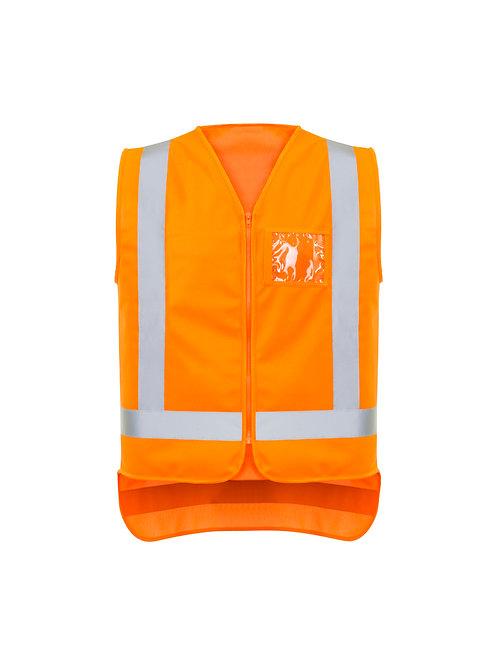 ZV960 Mens TTMC-W Zip Vest