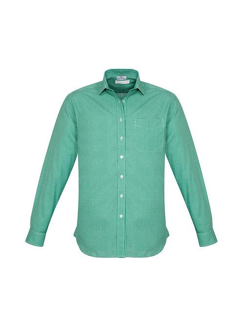 S716ML Mens LS Ellison Check Shirt