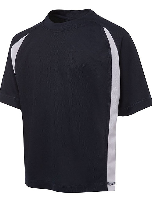 7PPT Kids Point Poly Tee