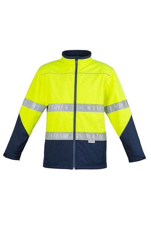 ZJ353 Unisex Hi Vis Softshell Jacket