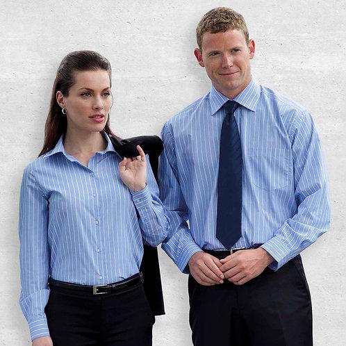 The Euro Corporate Stripe Shirt Mens ES