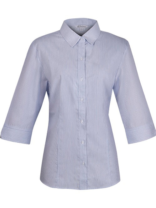 2900S/2900T Ladies Henley Shirt