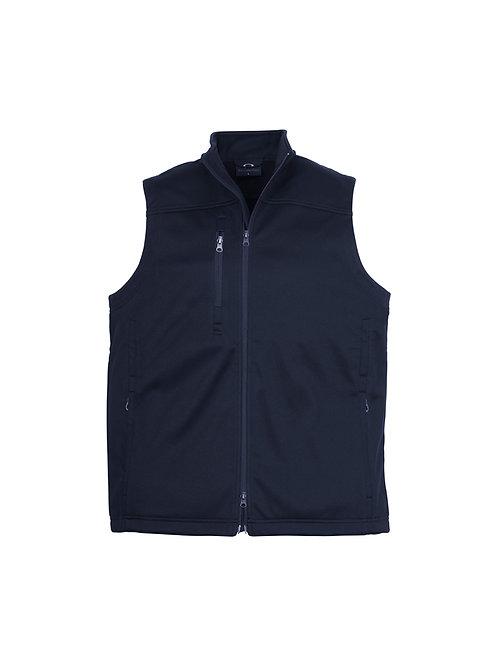 J3881 Mens Soft Shell Vest