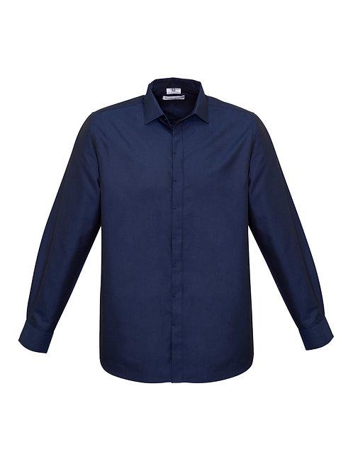 S504ML Mens LS Hemingway Shirt