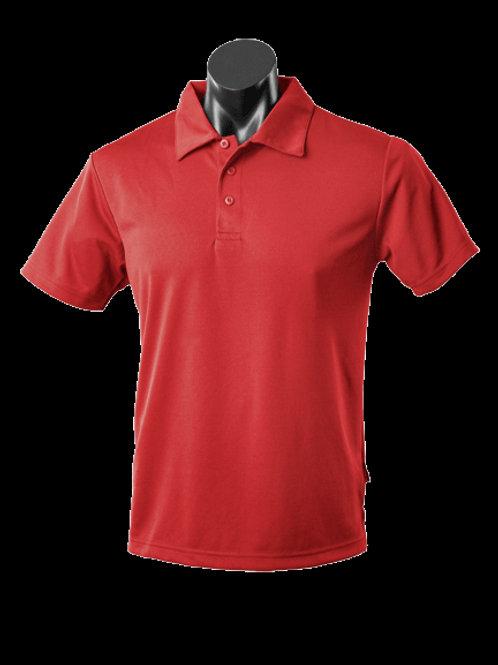 1307 Mens Botany Polo Shirt
