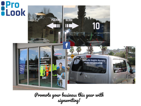 Promote Your Business This Year
