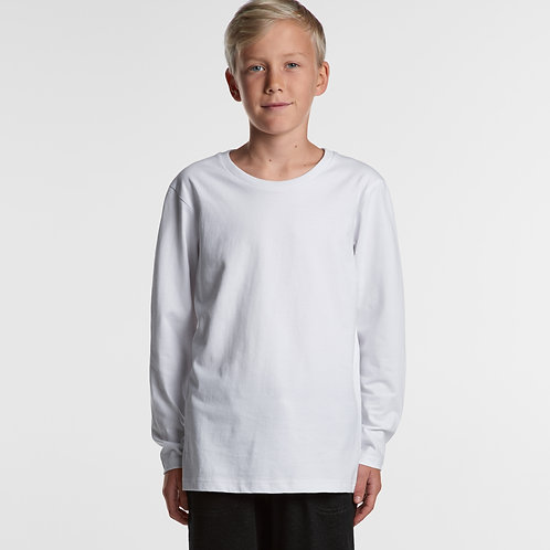 Youth L/S Tee 3008