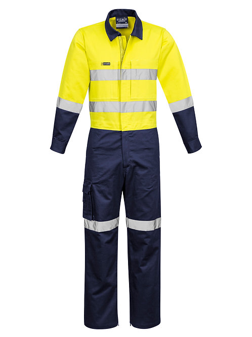 ZC804 Mens Rugged Cooling Taped Overall