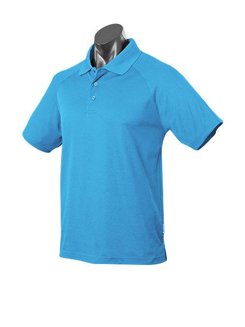1306 Mens Keira Polo Shirt