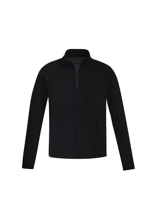 ZT766 Mens Merino Wool Mid-Layer Pullover