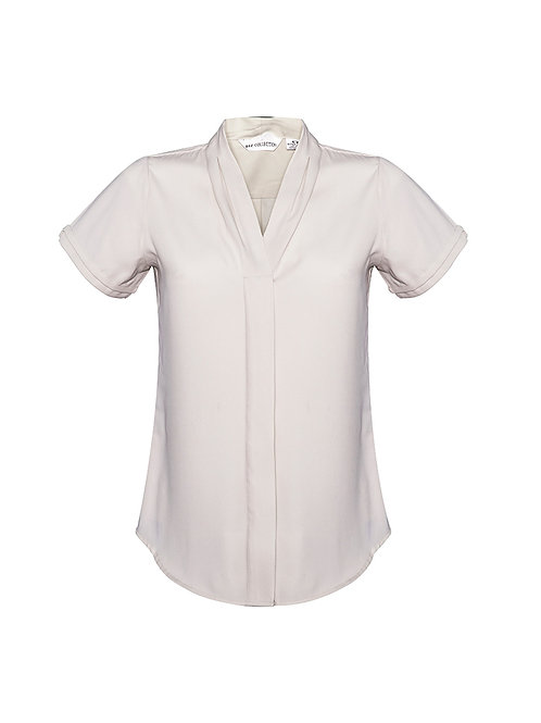 S628LS Ladies SS Madison Shirt