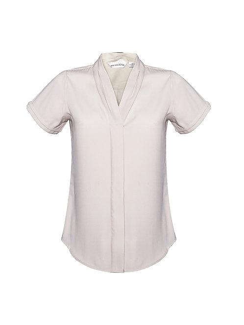 S628LS Ladies SS Madison Shirt