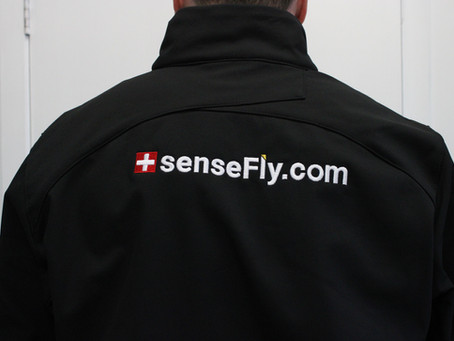 Managers Jacket for senseFLY