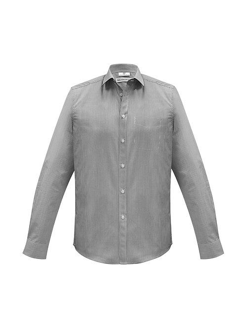 S812ML Mens LS Euro Shirt