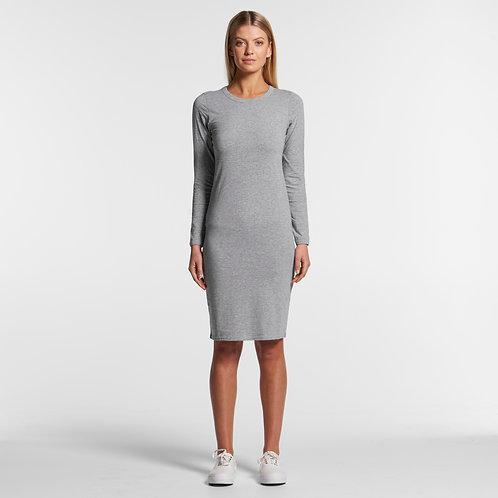 Mika Organic L/S Dress 4033