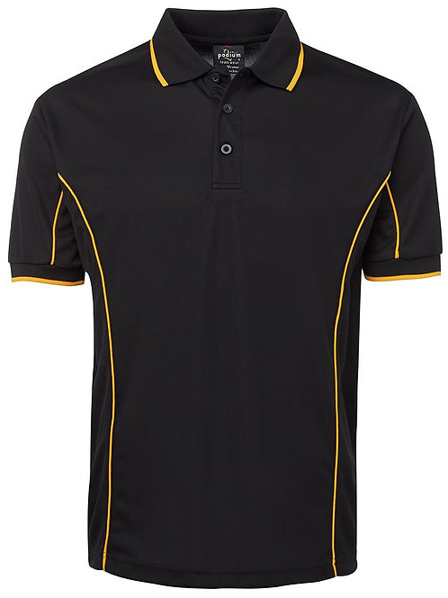 7PIP Adults S/S Piping Polo 1